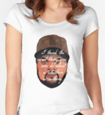 Ice Cube Women's Fitted Scoop T-Shirt