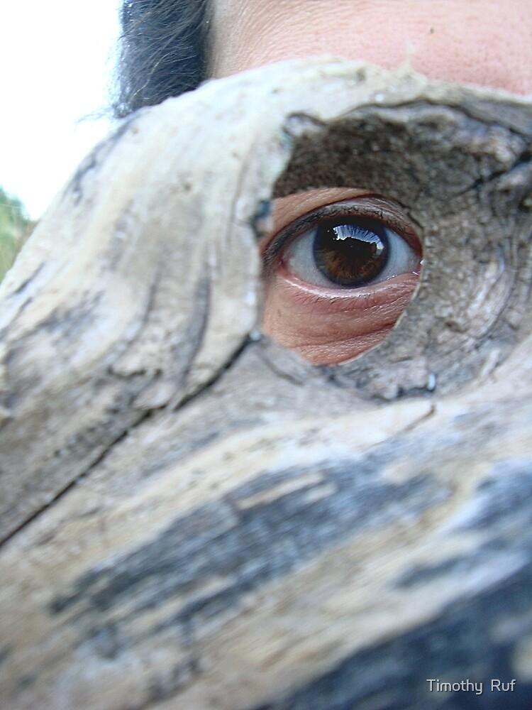 Drifting Eye by Timothy  Ruf