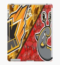 Slogoman And Kwebbelkop iPad Case/Skin
