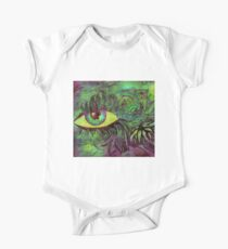 Surreal summer eye Kids Clothes