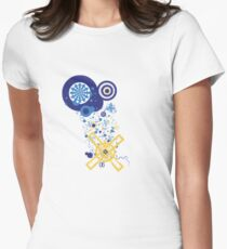 Funky Tee Womens Fitted T-Shirt
