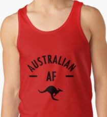 Australian AF - Aussie Kangaroo  Tank Top