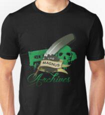 The Magnus Archives Logo Unisex T-Shirt