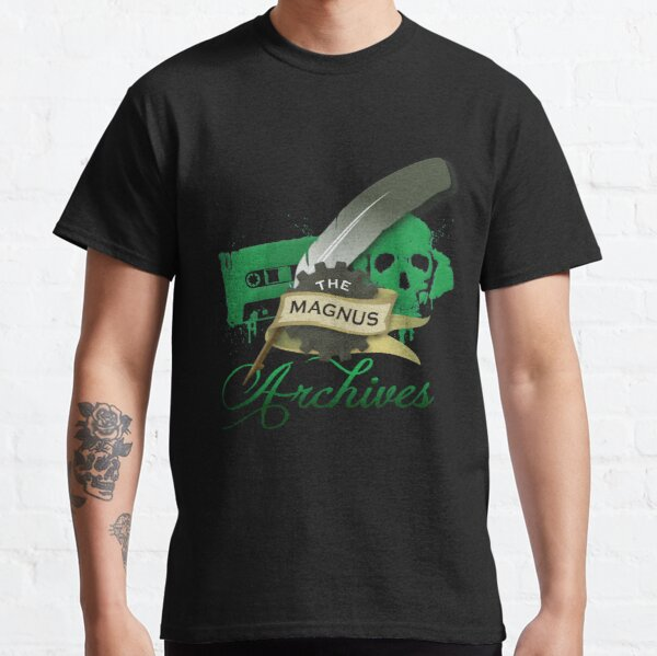 The Magnus Archives Logo Classic T-Shirt