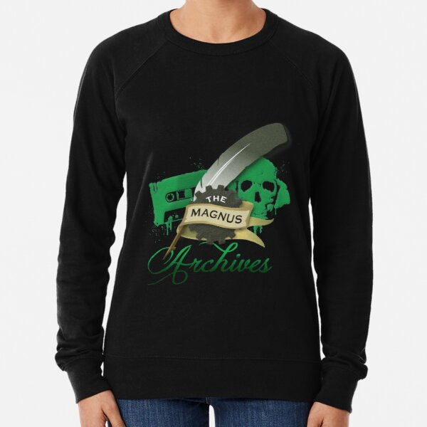 The Magnus Archives Logo Lightweight Sweatshirt