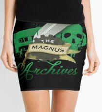 Das Magnus Archiv Logo Minirock