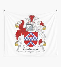 Goodyear Wall Tapestry