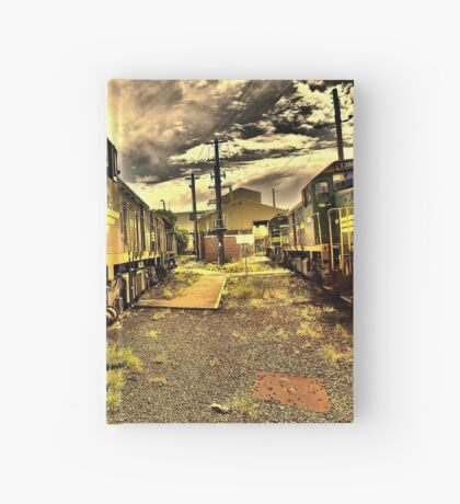 Time shalt not weary them... Hardcover Journal