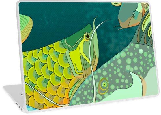 «Golden Arowana» de VictoriaHamre