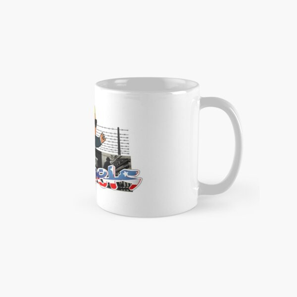 """Official WallStreetBets """"The Wall"""" Edition Merchandise Classic Mug"""
