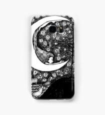 The Moon Samsung Galaxy Case/Skin
