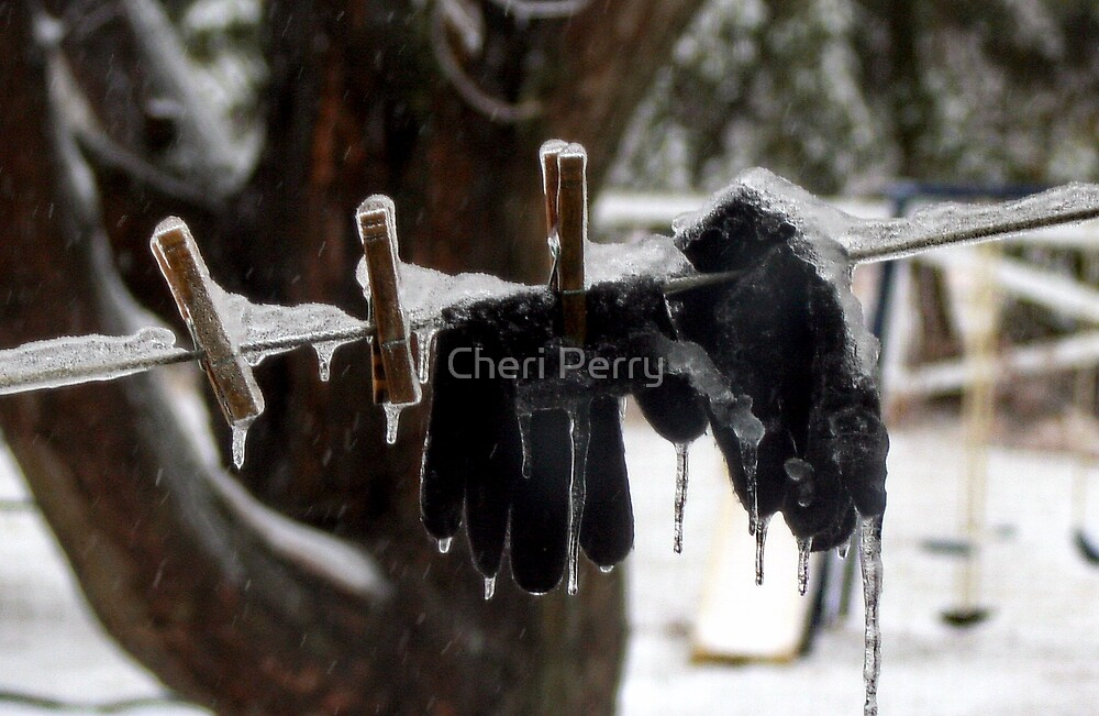 Just Chillin! by Cheri Perry