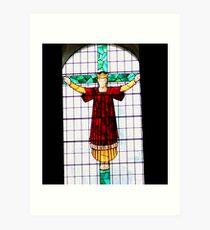 Something religious Art Print