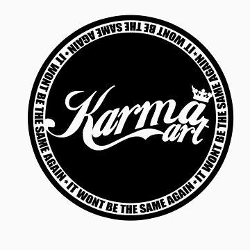 KARMA LOGO  by 831karma