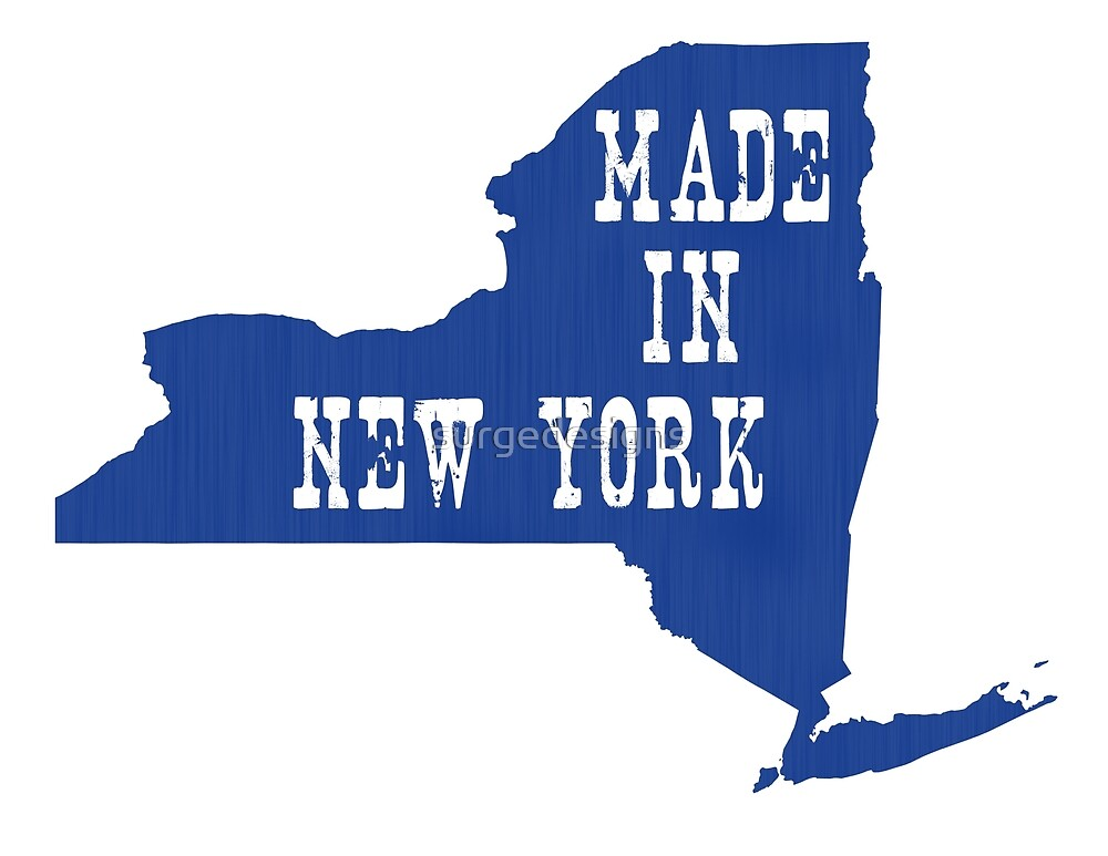 Made in New York by surgedesigns