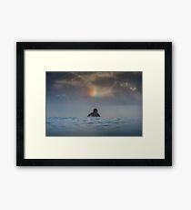 @alpesc Framed Print