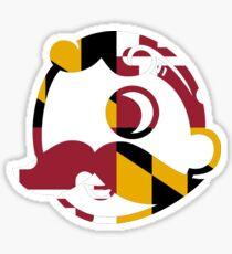 Maryland Natty Boh Sticker
