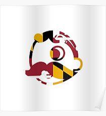 Maryland Natty Boh Poster