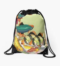Barbs Drawstring Bag
