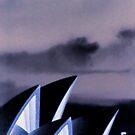 blue opera  by Amagoia  Akarregi