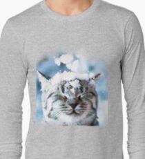 Snow Cat  Long Sleeve T-Shirt