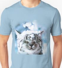 Snow Cat  Unisex T-Shirt