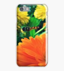 The Flower Run iPhone Case/Skin