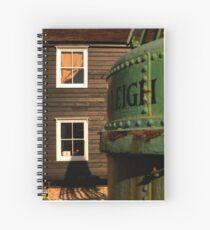 Leigh-on-Sea Spiral Notebook