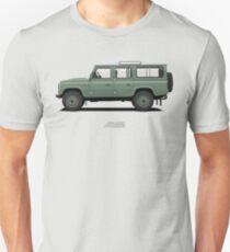 Defender 110 Heritage Version Hardtop T-Shirt