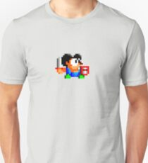 Wonder Boy III - Mouse Man T-Shirt
