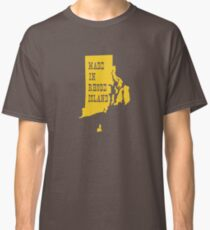 Made in Rhode Island Classic T-Shirt
