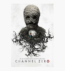 Channel Zero Photographic Print