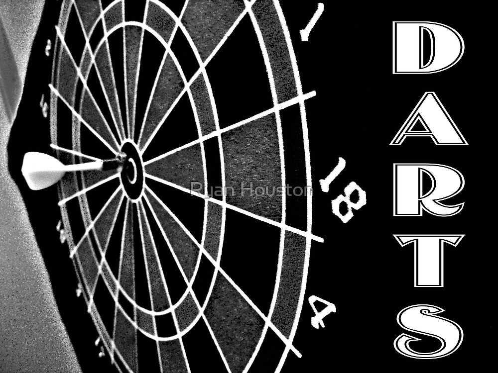 Dart Board by Ryan Houston