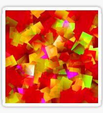 Colours in automn Sticker