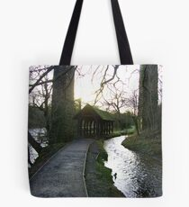 Covered walkway Tote Bag