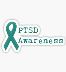 PTSD Awareness Sticker