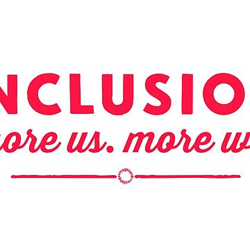 Inclusion. by Ollibean