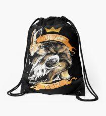 Not your prey Drawstring Bag