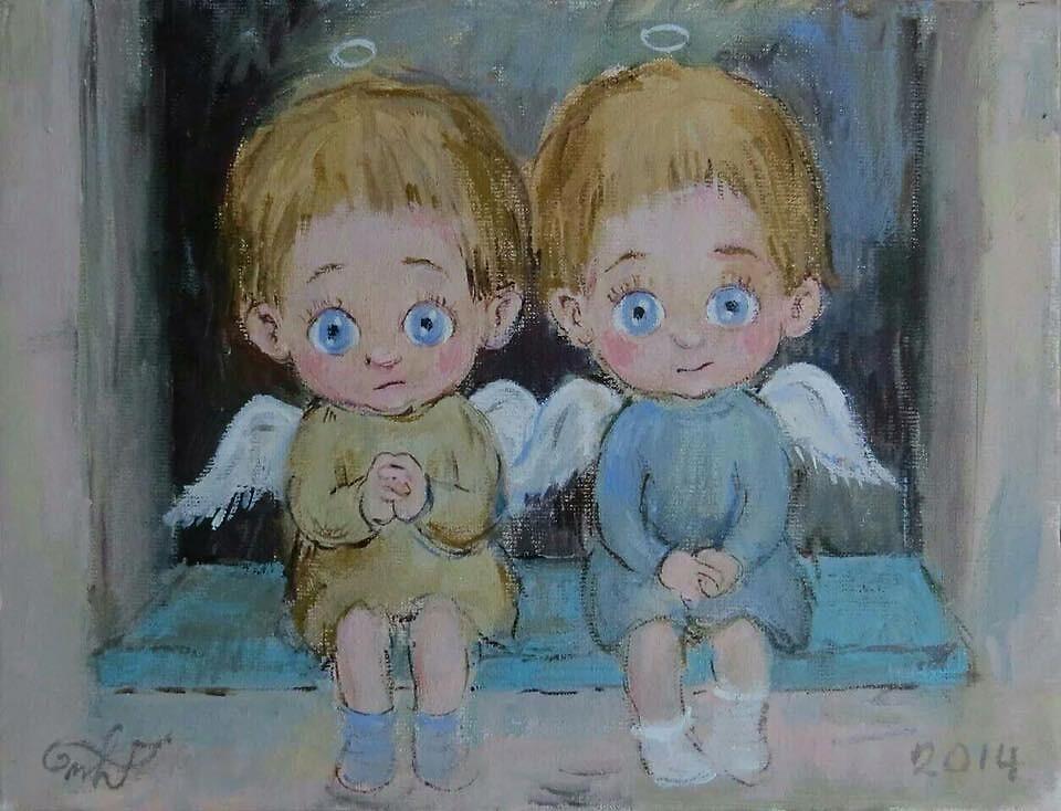 ANGEL by Achmen