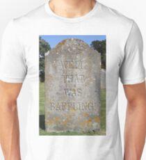 Epitaph 01 T-Shirt