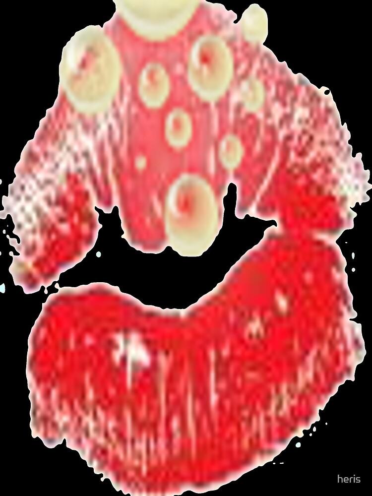 kiss by heris