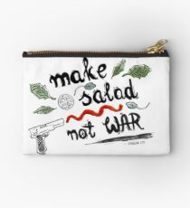 Make salad not war! Studio Pouch