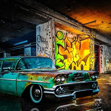 Chevrolet Bel Air by Dagostino