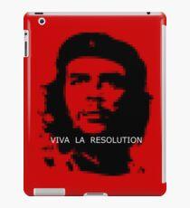 Viva La Resolution iPad Case/Skin