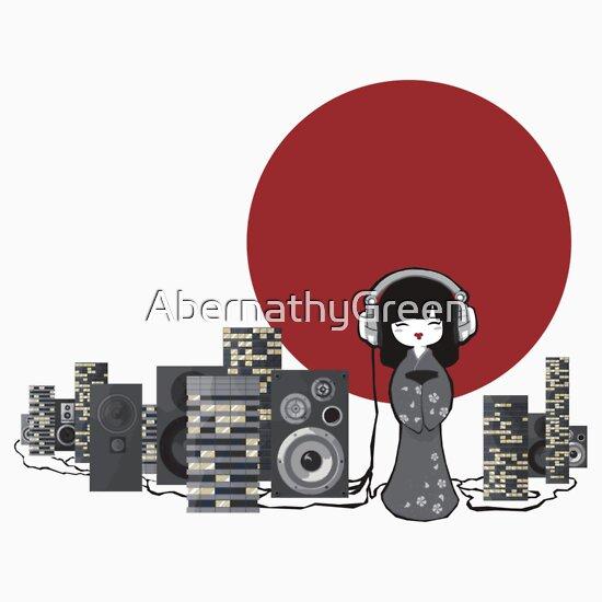 TShirtGifter presents: DJ Geisha