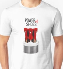 power of shoes Unisex T-Shirt