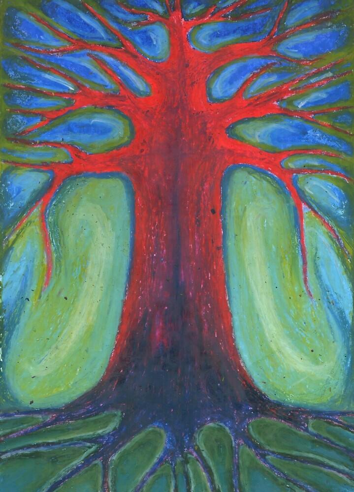 Tree Of Quiet by Wojtek Kowalski