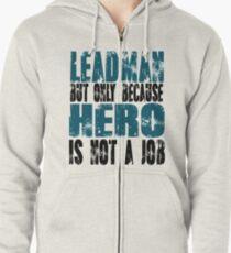 Leadman Hero Zipped Hoodie