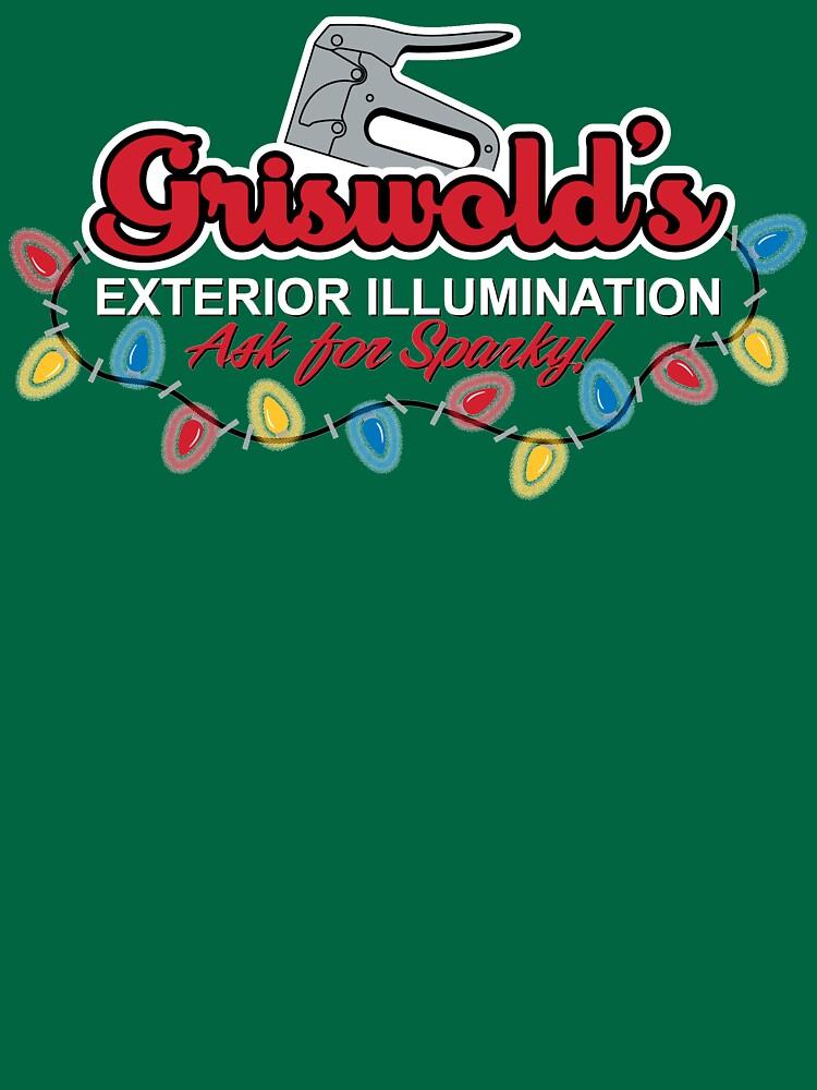 Griswold's Exterior Illumination | Unisex T-Shirt
