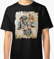 Popeye and His Spinach Classic T-Shirt
